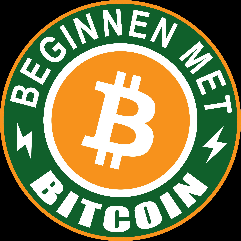 Beginnen met Bitcoin logo